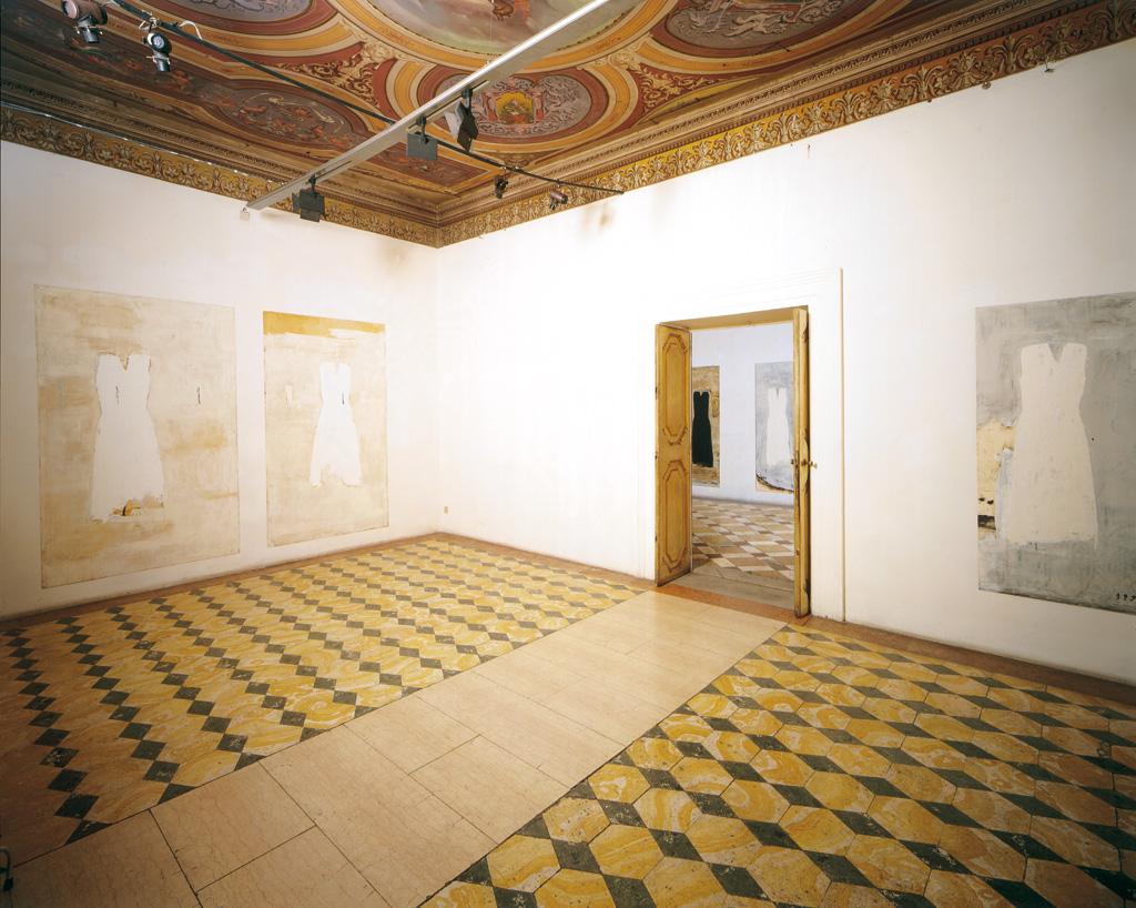 Allestimento della mostra - Foto di Claudio Abate