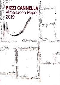 Copertina Almanacco Napoli, 2019